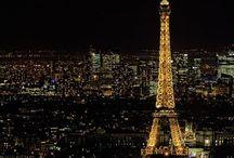 Paris & France / by Jennifer Kolinski