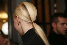 Crowning Glory / Our round-up of the latest hair trends: from the big and bold, to the supremely wearable. / by escentual.com