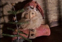 Santas / by Bette Seaver