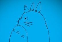 Geekery: Ghibli / Miyazaki / by Rosemary Coley