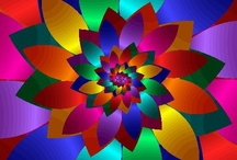 Colors - Multi / by Amy StClair
