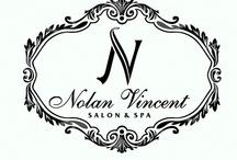 Nolan Vincent Salon & Spa / Art we create and places we go