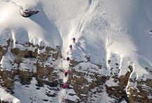 Esqui // Skying / Mejores lugares para esquiar. Best places to ski.