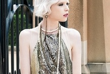 1920s Luxe / We're in love with everything 1920s. From the gothic to the glamorous, here is a compilation of the best interpretations of the look. / by escentual.com