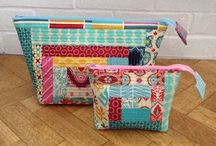 Sew....Pouches / Inspiration for pouches