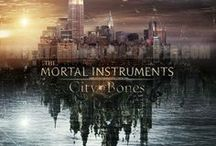 Favorite Book: The Mortal Instruments / by Rosemary Coley