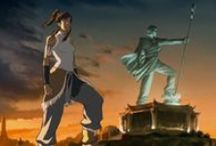 Favorite TV Show: The Legend of Korra / by Rosemary Coley