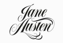 Favorite Book: Jane Austen / by Rosemary Coley