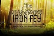 Favorite Book: The Iron Fey / by Rosemary Coley