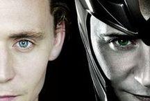 Guy Crush: Tom Hiddleston / himself and Loki - Asgardian God of Mischief / by Rosemary Coley