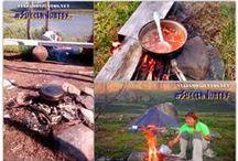 Gastronomía de viaje // World cuisines / Comidas del mundo. Sitios para comer bien y a buen precio en diferentes lugares. Good places to eat while you are traveling over the world.