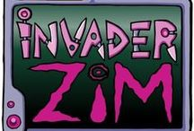 Favorite TV Show: Invader Zim / by Rosemary Coley