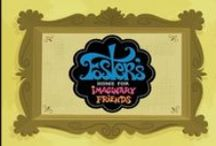 Favorite TV Show: Foster's Home For Imaginary Friends / by Rosemary Coley