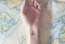 art | tats | type / Ink, design, paintings, sketches, hand lettering, arts of many forms.  / by madison