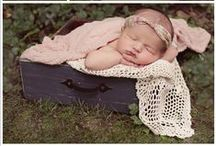 Outdoor Newborn Photography