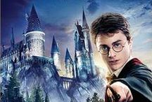 Harry Potter: The Wizarding World / by Rosemary Coley