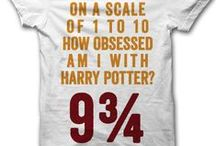 Harry Potter: Products / by Rosemary Coley