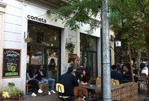 Foodie Walking Tours / by cook&taste – barcelona cooking workshops & foodie strolls