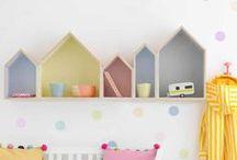 Baby brain / Interior design, baby room, kids party
