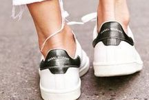 Fashionista in Training/Trainers! / We love a trend that is actually comfortable AND practical to wear! Embrace the laid-back sportswear trend for SS16 and get a pair (or two!) of trainers. Whether they're designer or high street, high-top or low rise, there's something to suit all style personalities and budgets!