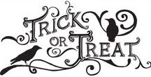 Halloween Wall Decals - Unique Wall Decals / Your behind the scene look book of how to use our Halloween Wall Decals