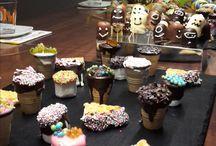 Kinderfest /Überraschungessen / Kinder lieben es...Besser als jeder Kuchen....schmeckt fein, sieht gut aus und Kinder haben Spaß diese vorzubereiten und zu essen