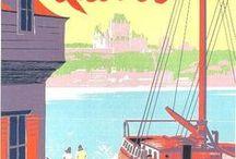 Québec (ville) / Bonjour à vous amateur d'histoire et de design rétro. La bouquinerie Rock'n livre de Québec vous permet de mettre la main sur une sélection exclusive d'affiches à prix modique.  Vous retrouverez également cartes postales et aimants vintage offertes également en exclusivité.  Affiches 11 x 17 à 7,00$ Affiches 8,5 x 11 à 6,00$ ou 2 / 10,00$  Aimants à prix et formats variés  Bouquinerie Rock'n livre 762 rue St-Joseph Est,  Québec  G1K 3C3,  CANADA  418) 621-9111 rocknlivre@videotron.ca FACEBOOK