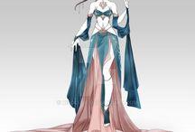 Fantasy clothing!