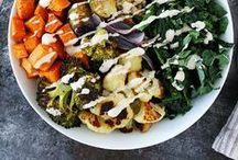 Bowl Meal Recipes / Bowl meals and buddha bowls.