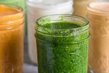 Healthy Sauces / Sauces, Jams, Jellies and more - lightened up!