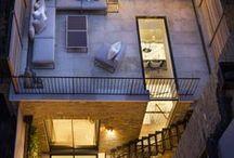 Interior - Exterior - Architecture