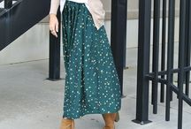 Ankle Boots Style / Ankle boots are so popular these days. Here's a board with some modest outfits that you can get inspiration from when wearing your ankle boots.