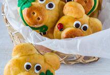 Fruits & Cake Deko