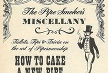 Pipes & Tobacco 101 / Theory of smoking pipes & tobacco.