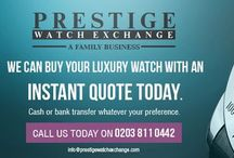 Prestigewatchexchange.com Offers / We buy and sell or part exchange your luxury watch today! Call 0203 811 0442