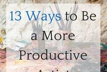 Productivity for Artists