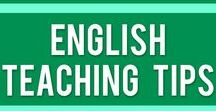 TIPS for ENGLISH TEACHERS / Teaching English is a BREEZE with these tips and tricks!