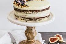 Sweet Treats / dessert, cake, pudding, ice cream, sweets