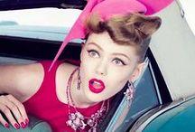 Aqua & Magenta Colors / Fashion Colors · Aqua & Magenta Colors · Pink & Tranquility