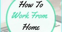 How To Work From Home / Looking for ways to work from home? Or wondering how to work from home? How to make money online? Make some extra money? We share only the best work from home jobs & opportunities available, from online opportunities, becoming a partner with Amazon or eBay, starting your own blog and much more. For more great hints and tips visit our site nottaughtatschool.co.uk