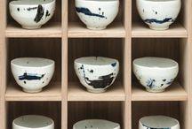 Tea ceramics/ pottery