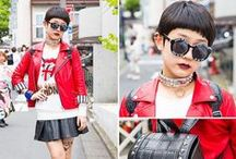 Japanese (Street) Style / Stylish looks from Japan.