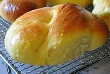 Breads / by Janet Dalling
