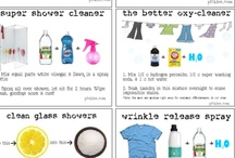 Home-Cleaning Tips / by Loey Slone Sellet