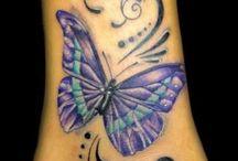 Tattoos  / by Issy Bel