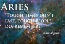 Aries / by Robyn Dawson
