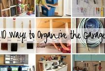 Organize / by Elizabeth Harp