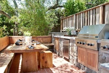 {house} outdoors / Ideas for deck, pools, flowers, backyard, etc... / by Natalie Duguay