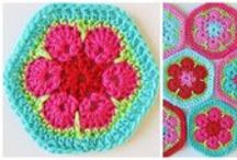 Left-handed Crochet ~ If I can learn it so can you / by Kim S