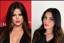 Celebrity-Inspired Makeup Tutorials / by Danielle Rutherford